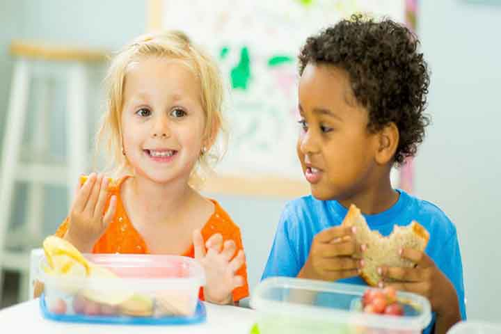 Healthy Eating Habits For Your Little One