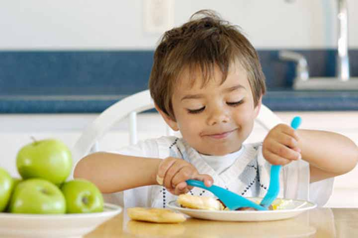 Make Your Child Learn More Table Manners