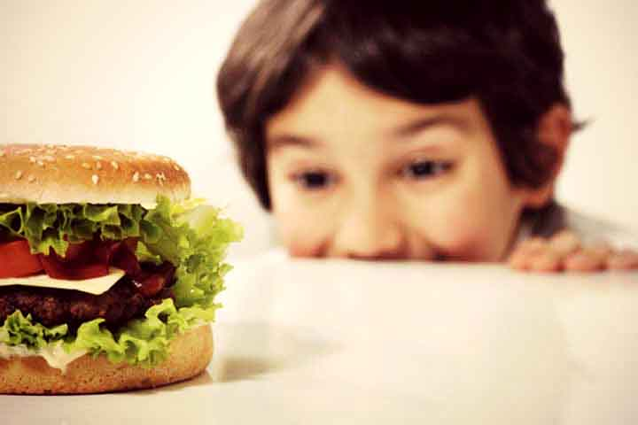 Do Not Give In To Demands Of Junk Food
