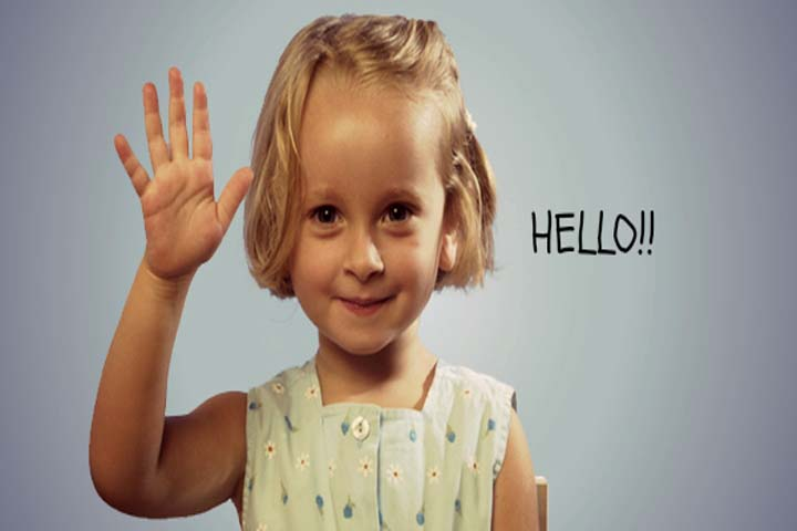 Your Kid Should Greet Everyone Politely