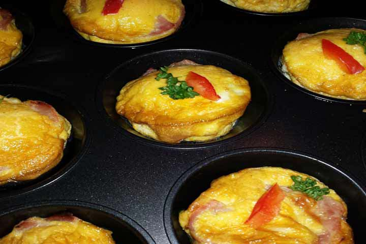 Delectable Egg Muffin