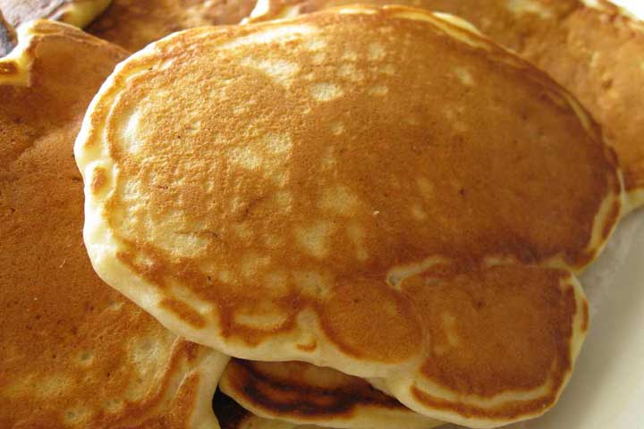 Healthy Gluten-Free Pikelets