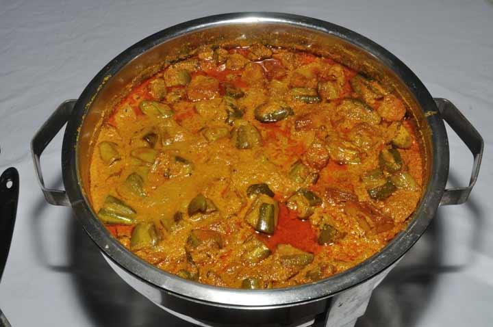 Relishing Vegetable Korma