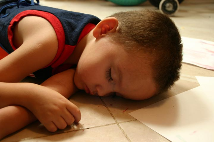 Quick Trick To Make Your Child Less Unruly During Bedtime