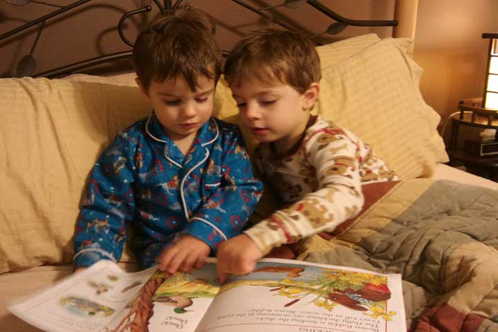A Healthy Habit - Your Kid Must Have For Bedtime