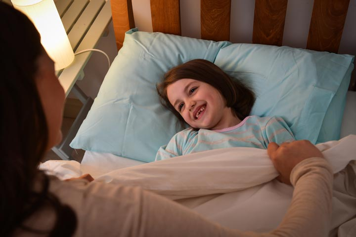 Two Things You Must NEVER Forget For Your Child's Bedtime