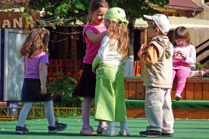 Kids Susceptible To Outside Influence