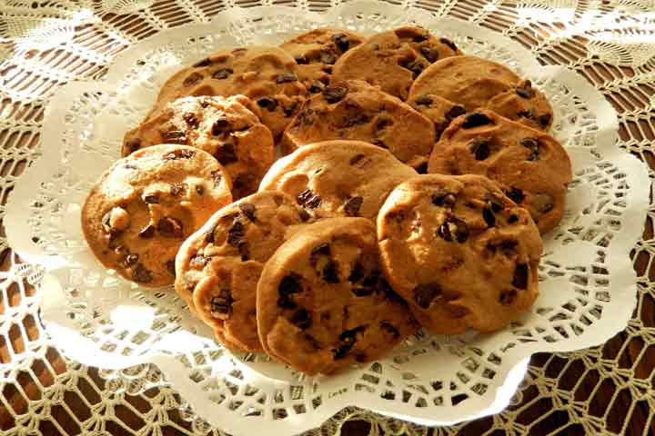 Chocolaty Cookies for Kids