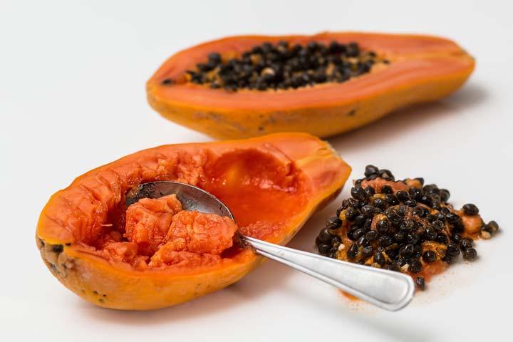 Raw Papaya and Cabbage Stir-Fry
