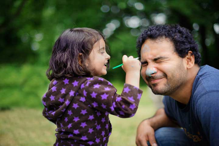 Things To Note While You Are Talking To Your Child