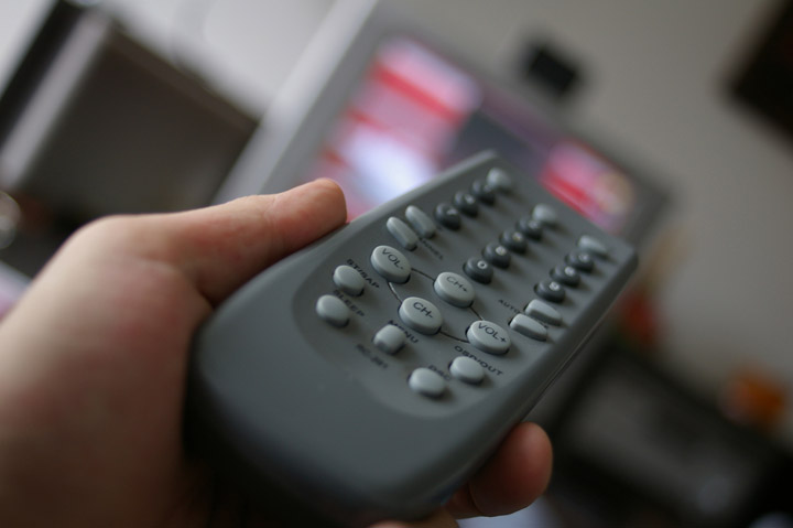 Don't Let Television be Your Little One's First Hand Information Source