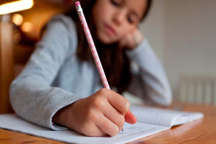 Communication Through Homework
