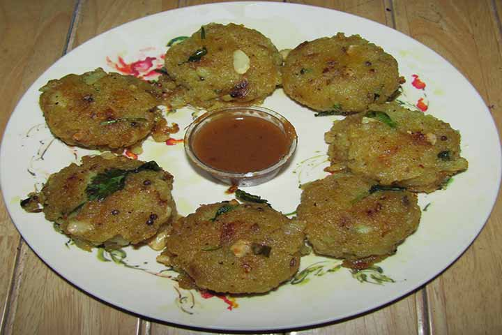 Flavorful Poha Cutlet