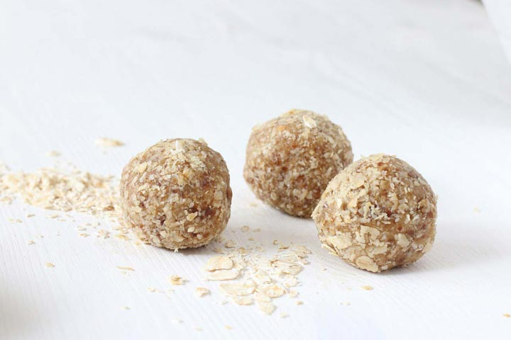 Chewy Cereal Balls
