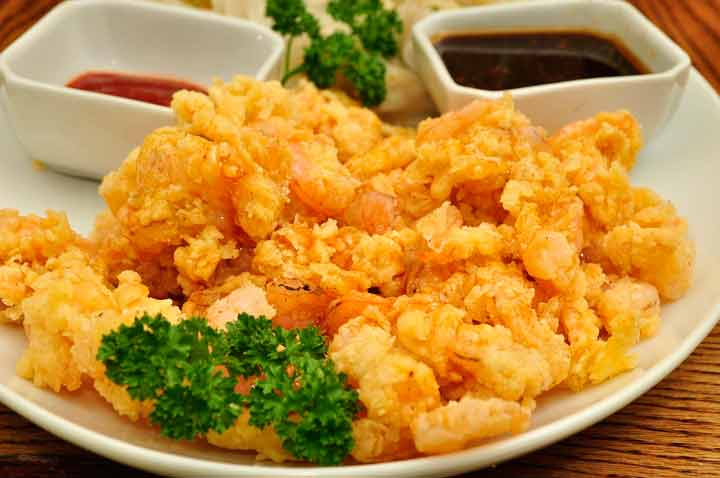 Delicious Shrimp Popcorn