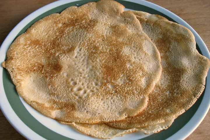 Mini Nachni Pancake