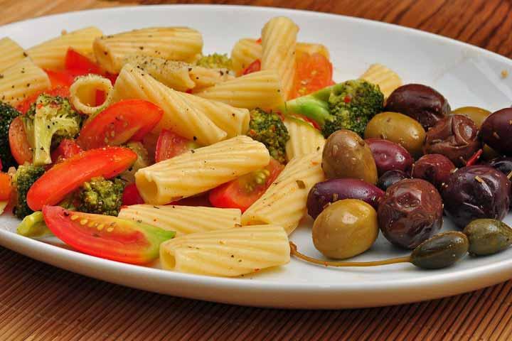 Easy-to-make Pasta Salad