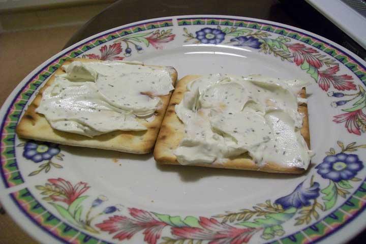 Cream Cheese Veggie Spread
