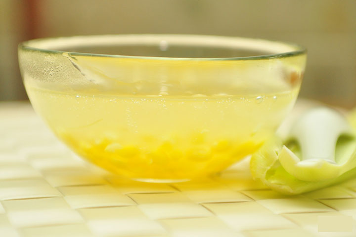 Savoring Sweet Corn Soup
