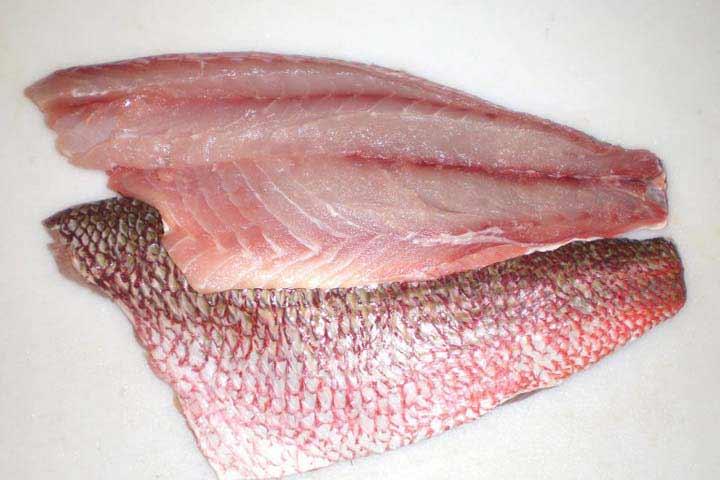 Jerk Fish Dinner