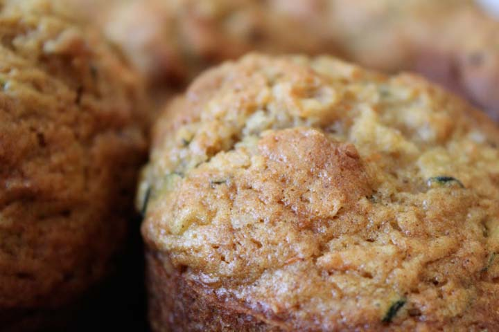 Zucchini Carrot Muffin