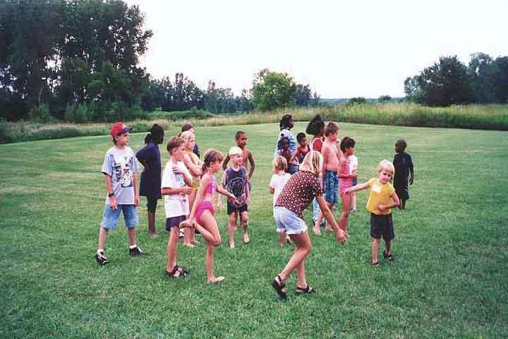 Do Not Cram The Kid's Schedule Chock-full Of Activities