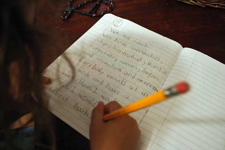 Help Your Kids Refine Their Handwriting Skills