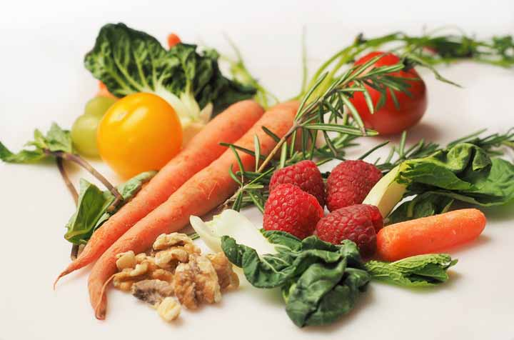 Offer Healthy But Attractive-Looking Foods To Your Kid