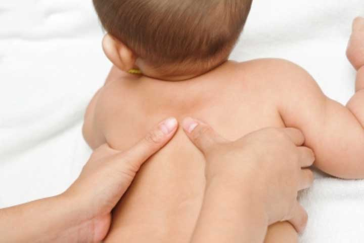 Baby Massage On Back: Do's And Don't's
