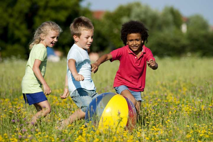 Boost Your Child's Physical Development By These 2 Steps