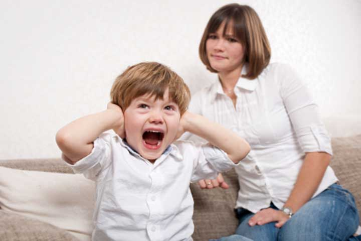 Dealing With Your Child's Misbehaviour