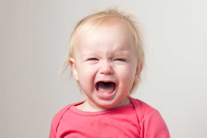 Dealing With Your Child's Temper Tantrums