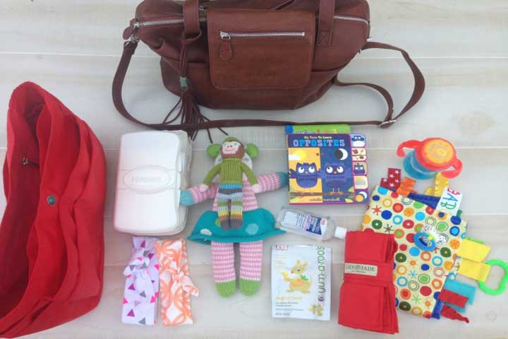 Diaper Bag List You Must Abide By!
