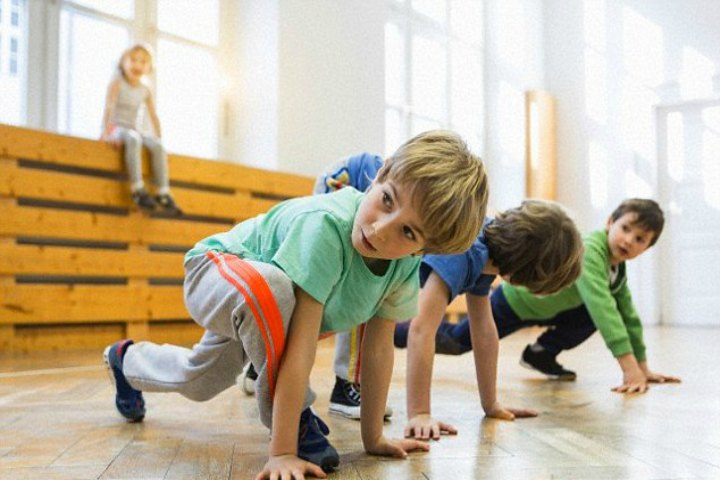 How To Increase Your Child's Physical Prowess