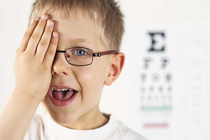 How To Protect Your Kiddo's Eyes?