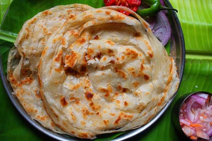 Kerala Parotha
