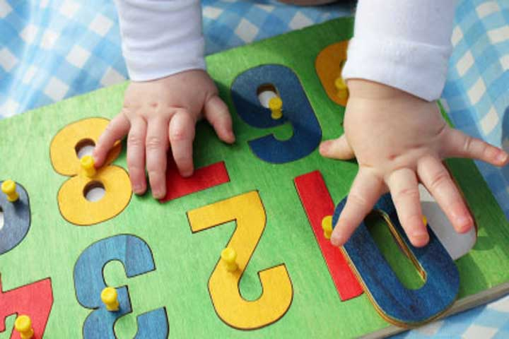 Make Your Child Warm Up To Mathematics From Now