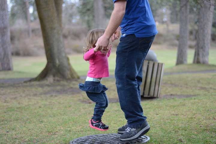 Motor Skills Your Child Develops Through Play At This Stage