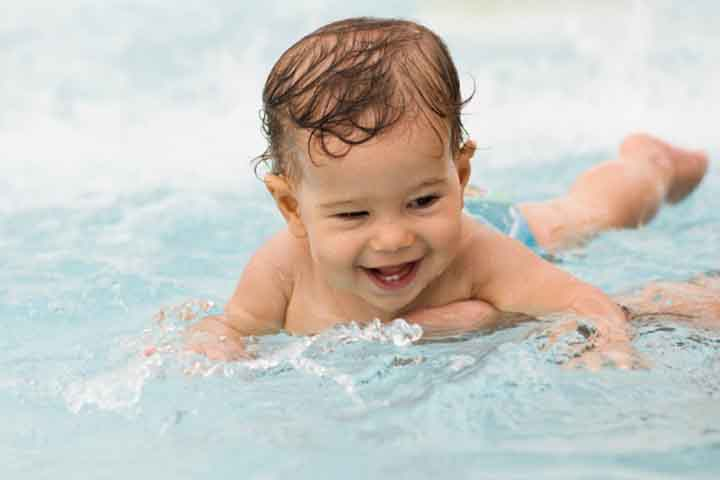 Precautions You Need To Take For Your Child Around Water Bodies