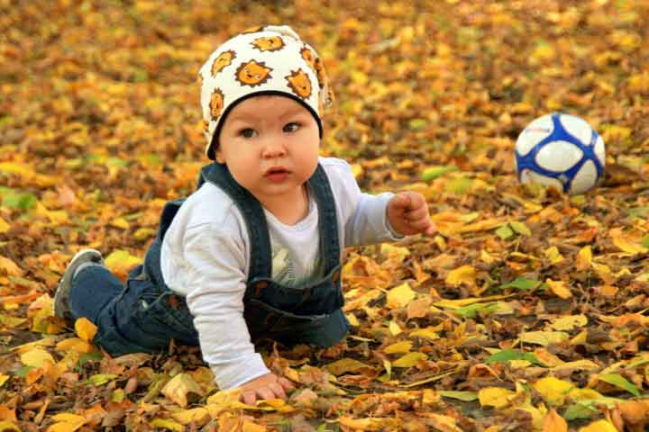 Dealing With Your Baby's Stranger Anxiety
