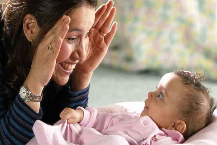 What Variations Of Peek-A-Boo Can You Try With Your Baby?