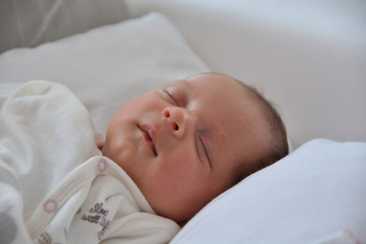 Knowing The Right Sleep Time For Your Baby