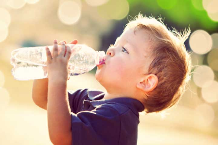 Prevent Dehydration In Your Kiddo