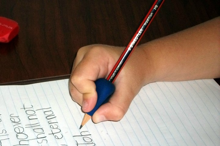 Quick Tips To Enhance Your Child's Pencil Grip