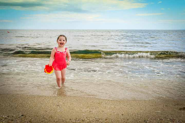 Quick Tips On Taking Your Child To The Beach