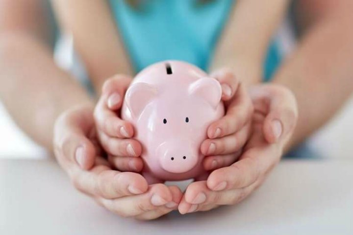 Teach Your Child About Savings