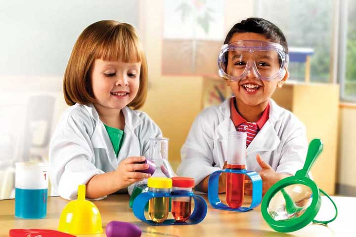 Tips To Boost  Your Child's Interest For Science