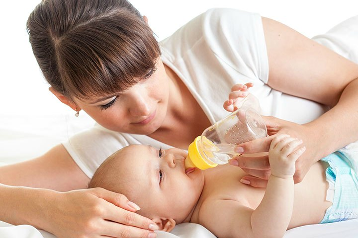 When Can Your Baby Start Drinking Water?