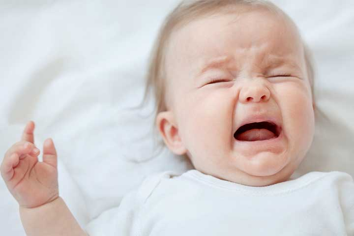 Your Baby Can Now Cry With An Angry Tone