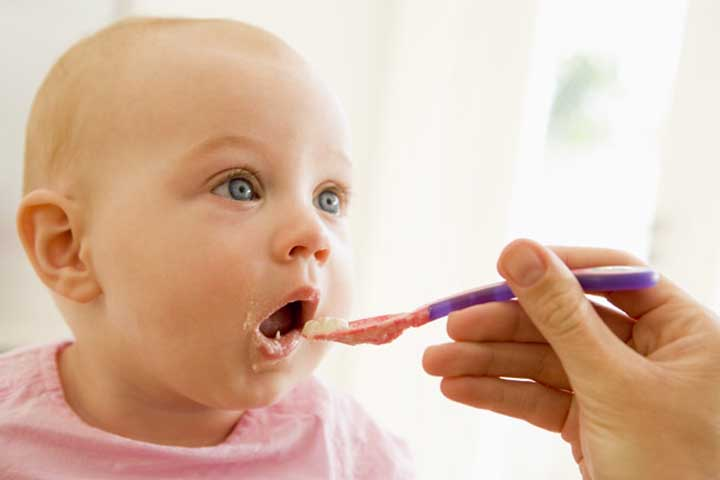 Your Child Now Anticipates Food For Preparation